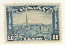 Canada Stamp Scott # 176 50-Cents Acadian Church MH