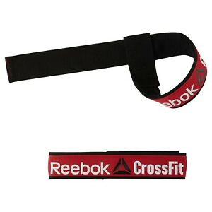 REEBOK CROSSFIT PERFORMANCE LIFTING STRAPS