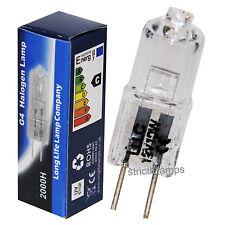 10 G4 10watts luz halógena de lámparas de bulbo 12v 2000h £ 3.20