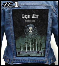 PAGAN ALTAR  --- Huge Jacket Back Patch Backpatch --- Various Designs
