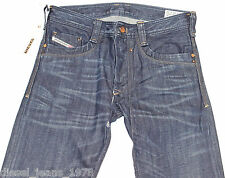 NUEVO Diesel timmen 885S Jeans 30X32 Regular Fit Straight Leg 0885S