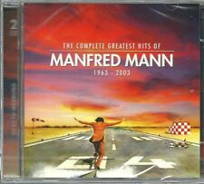2 CD (NEU!) . Manfred Mann's EARTHBAND - Greatest Hits 1963-2003 (Best of mkmbh