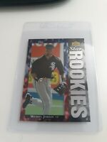 Michael Jordan 1994 Upper Deck Star Rookies #19 RC White Sox