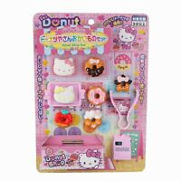Sanrio Hello Kitty Donuts Shop Set Playset Toy Miniature Shopping Gift Japan