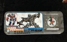 Transformers Megatron Collectors Clock Pencil Tin