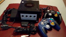 Nintendo GAMECUBE Konsole (PAL) + 2 BigBen Controller + 16MB Speicherkarte