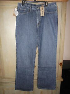 NWT Southern Thread Men's The Stillwater Jeans Relaxed Fit Low Rise