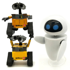 Arrival Wall-E Robot Action Figure Wall E & EVE PVC  Collection Model New