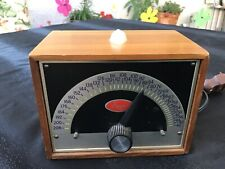 Vintage Franz Electric Metronome Model Lm-Fb-5 Nice Solid Walnut-Tested