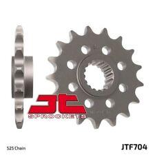d'avant pignon JTF704.16 pour BMW F800 GS Triple Black 2012