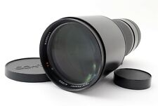 【Near Mint】Contax Carl Zeiss Tele-Tessar T300mm F/4 MMJ Lens for CY Mount 636828