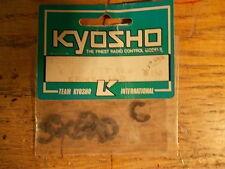 1386 E-Ring E-Clip (E6.0) 6mm / BS-48 - Kyosho Hardware Burns Turbo Burns