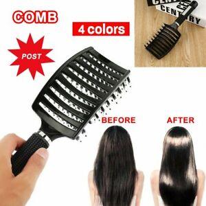 The Wet Brush Professional Salon Detangling Hairstyles Hair Brush Soft Brist L1