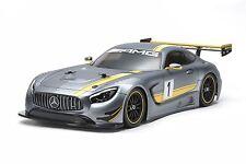 Tamiya 1:10 RC Mercedes-Benz AMG GT-3 (TT 02) #300058639