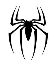 Decal Vinyl Truck Car Sticker - Marvel Comics Spider-Man Symbol