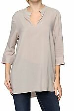 Damenblusen, - tops & -shirts im Tunika-Stil mit V-Ausschnitt für Party-Anlässe