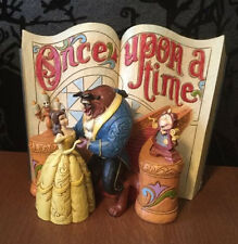 Disney Traditions Jim Shore Beauty And The Beast Love Endures Book Figurine