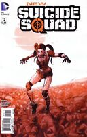 DC Comics New Suicide Squad #12 Harley Quinn Cover New 52 Free UK Postage