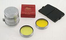 Leica Xenon 1,5/50 50 50mm f1, 5 1,5 m-39 m39 LTM Dream 491445 año 1939 xioom
