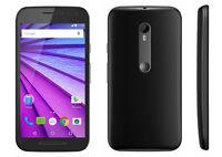 Motorola Moto G 3rd Generation - 8GB - (Unlocked) Smartphone