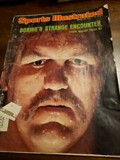 Sports Illustrated - Chuck Wepner - March 24, 1975 -(M19A)