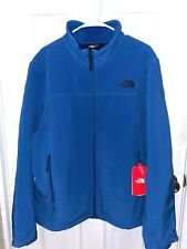 NWT The North Face Men Apex Chromium Thermal Jacket Coat Turkish Sea Blue XL