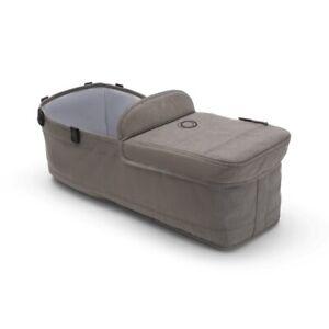 New - Bugaboo - Donkey 2 Bassinet Fabric Complete - Grey Melange