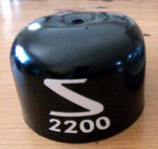 Coiffe / Capot Filtre a air Noir + Autocollant (Neuf) VELOSOLEX SOLEX 2200