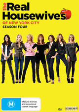 Real Housewives of New York - Season 4 DVD [New/Sealed]
