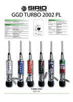 ANTENNA CB GGD TURBO 2002 BY SIRIO PL (Cavo o base magnetica opzionali)