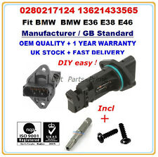 BMW 3 (E36,E46) 316i 318i 316Ci 318Ci MASS AIR FLOW METER SENSOR 0280217124