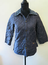 "Barbour D295 Children Small Lady Liddesdale Quilted jacket XS UK 6-8"" Euro 34-36"