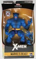 "Hasbro Marvel Legends X-men 6"" BEAST Action Figure BAF Caliban Hasbro"