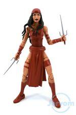 """Marvel Legends 6"""" Inch SP//dr SPdr BAF Wave Elektra Loose Complete"""