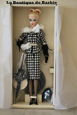 WALKING SUIT BARBIE DOLL, BARBIE FASHION MODEL COLLECTION, W3424, 2012, NRFB
