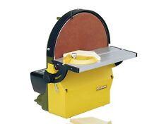 PROXXON LEVIGATRICE smerigliatrice A DISCO 250mm Inclinabile 15-45° Mod. TG250/E