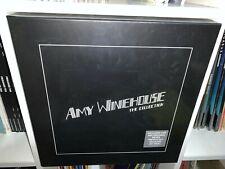 AMY WINEHOUSE THE COLLECTION RARO BOX 8 LP LIMITED EDITION NUMERATO SIGILLATO