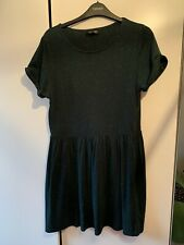 Topshop Green Mini Dress Size 10