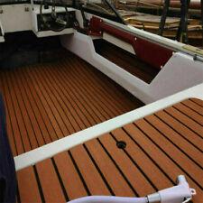 Teak EVA Schaum Boot Yacht Bodenbelag-Matte Deck Teppich Selbstklebend 240x45cm@