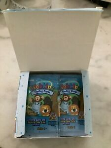 NEW WEBKINZ Box Of Opened Trading Cards Series 1 29 sealed PACKS