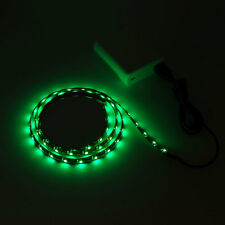 Green LED Bias Lighting For TV LCD HDTV Monitors USB LED Strip Background Light