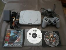 PS ONE (playstation) + JEUX - SONY