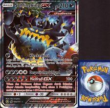 Pokemon XXL / Jumbo / A5 Karte - Schlingking GX, Holo | Deutsch NM