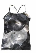 Lululemon Tank Top Marble Tie Dye Grays White