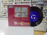 "Bing Crosby 7 "" E.P.Spanisch Silent Night + 3. 1967"