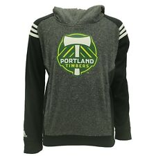 MLS official Adidas Portland Timbers Kids Youth Size Sweatshirt Hoodie New