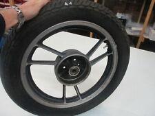 4. SUZUKI GSX 400 E GK 53 C Felge hinten Hinterrad 1,85 x 18 Zoll Reifen 3.75S18