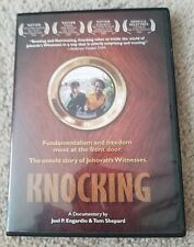 """Knocking"" DVD Jehovah's Witnesses  Watchtower Original"