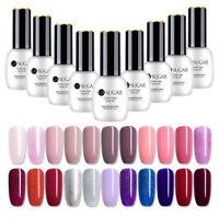 UR SUGAR 15ml Nail UV Gel Polish Soak Off Nail Art  UV LED Gel Varnish
