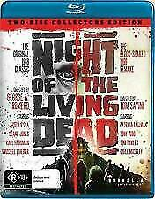 Night of the Living Dead 1968 & 1990 Blu-ray Limited Collectors Edition 2 Disc